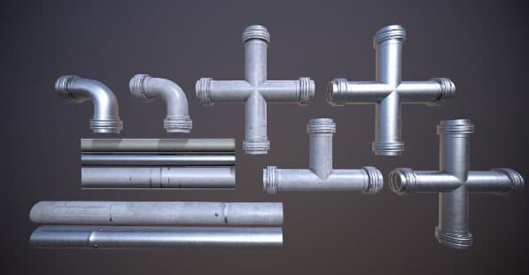 3d images of chemical pipeline works byaugmented reality company