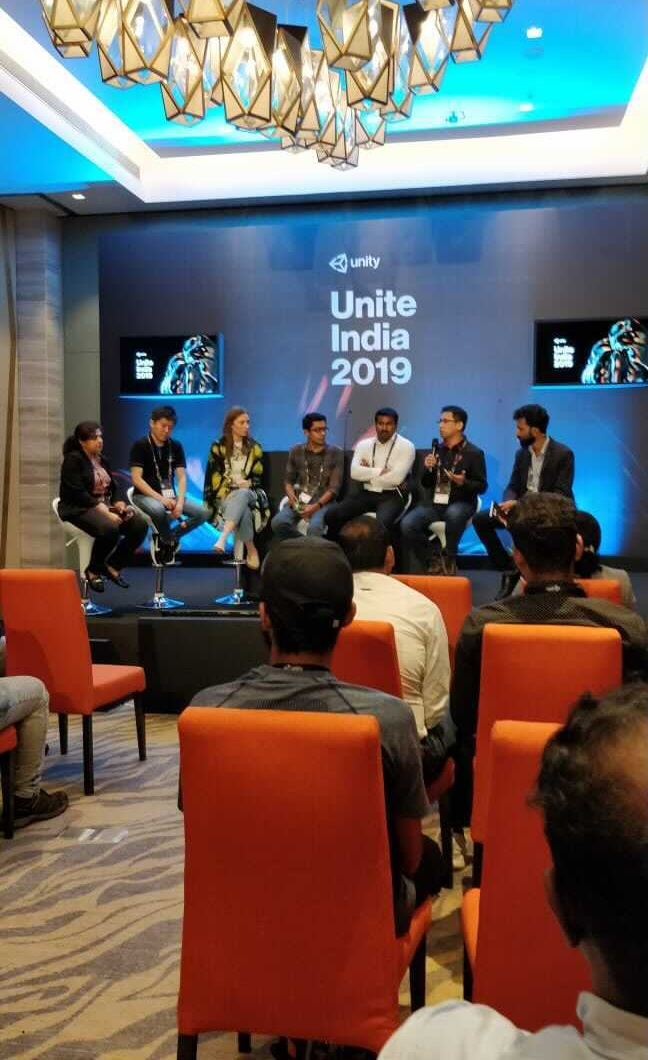 Unite India 2019 participation by tiltlabs